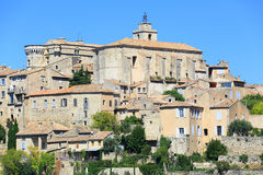 De baux Les Provence fotografia stock