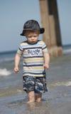 De Bedelaar van het strand #1 Royalty-vrije Stock Foto's