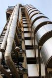 De bedrijfs bouw Stock Fotografie