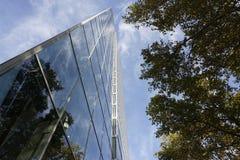 De bedrijfs bouw Royalty-vrije Stock Afbeelding