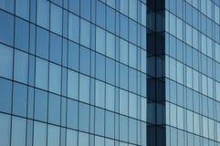 De bedrijfs bouw Royalty-vrije Stock Afbeeldingen