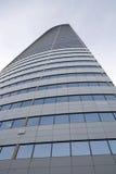 De bedrijfs bouw, moderne architectuur stock foto's