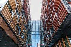 De bedrijfs bouw van Sydney Uni Royalty-vrije Stock Foto