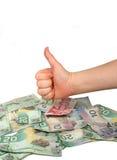De bedrijfs groei royalty-vrije stock foto