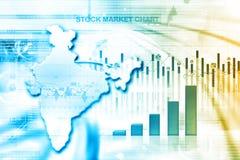De bedrijfs groei Stock Fotografie