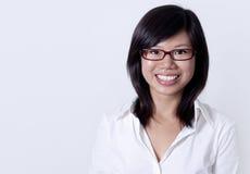 De BedrijfsVrouw van het onderwijs/ Stock Foto