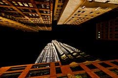 De Beekman-Toren door Frank Gehry Royalty-vrije Stock Fotografie