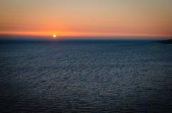 De beelden die van de de zomervakantie van Zakynthos voor een vakantie op het eiland inspireren Stock Fotografie