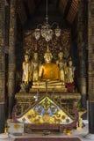 Wat Phra die Lampang Luang - Thailand Royalty-vrije Stock Fotografie