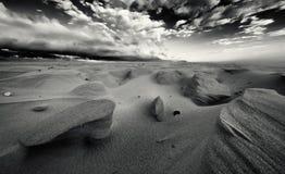 De beeldhouwwerken van het zand Royalty-vrije Stock Afbeelding