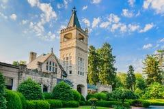 De Begraafplaats Louisville Kentucky van de holheuvel - Bureau Stock Foto
