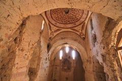 De Begraafplaats van Gr Bagawat, Kharga-Oase, Egypte royalty-vrije stock fotografie