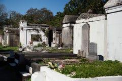 De Begraafplaats van Lafayette Stock Foto's