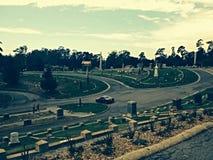 De Begraafplaats van Mountain View Stock Afbeelding