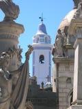 De begraafplaats van Recoleta stock foto's