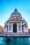De Begroeting van DiSanta Maria della van de basiliek Stock Foto