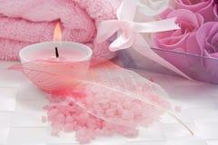 De Behandeling Aromatherapy van het kuuroord Royalty-vrije Stock Foto's