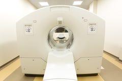 De behandelingsscanner van tomografiekanker royalty-vrije stock foto