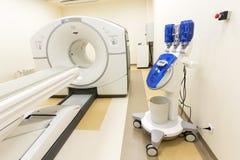 De behandelingsscanner van tomografiekanker royalty-vrije stock foto's