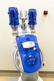 De behandelingsscanner van tomografiekanker royalty-vrije stock fotografie