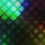 De bekledingsbeeld van Colorfull abstract bokeh Royalty-vrije Stock Foto