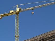 De Beklemming van de bouw Stock Foto's