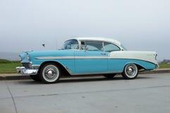 De bel-Lucht 1956 van Chevrolet Royalty-vrije Stock Afbeeldingen
