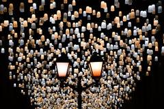 De belangrijkste lichten stock foto's