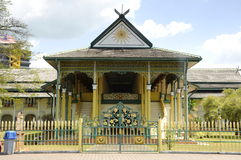 De Belangrijkste Zaal (Balai Besar), Alor Setar in Kedah Royalty-vrije Stock Foto's