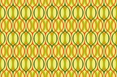 De bellen van de achtergrond citroenfantasie textuur Stock Fotografie