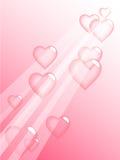 De bellen van de liefde. stock illustratie