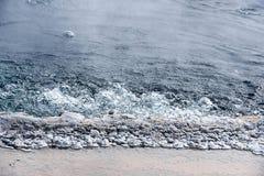 De bellen van het water Stock Fotografie