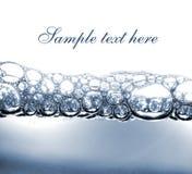 De bellen van het water Royalty-vrije Stock Afbeeldingen