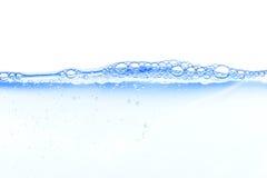 De bellen van het water Stock Afbeelding