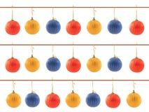 De bellen van Kerstmis Stock Foto