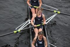 De Bemanning van de Universitaire Vrouwen van Middlebury stock foto's