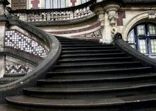 De Benedictine van Musee in Fecamp Frankrijk Stock Afbeeldingen