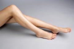 De benen van de vrouw Royalty-vrije Stock Foto