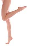 De benen van de vrouw Stock Fotografie