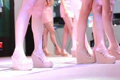 De benen van Nice Stock Afbeeldingen