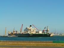 De Bereidende Geest van het kraanschip in Nederland Royalty-vrije Stock Fotografie