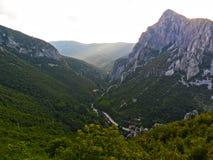 De berg Stock Fotografie