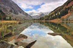 De Berg Altaya van het landschap Royalty-vrije Stock Afbeelding