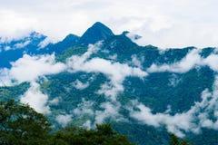 De berg is altijd Mooi royalty-vrije stock foto