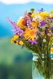 De berg bloeit boeket Royalty-vrije Stock Fotografie