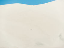 De Berg Nevada van het zand Stock Afbeelding