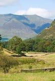 De berg van Blencathra Royalty-vrije Stock Afbeelding