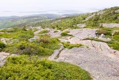 De Berg van Cadillac, Maine Royalty-vrije Stock Afbeeldingen