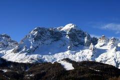 De Berg van Civetta Royalty-vrije Stock Foto's