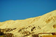 De berg van Colorado Stock Afbeelding
